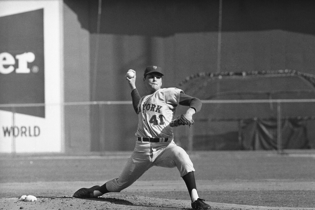 'He Was the Perfect Pro' Tom Seaver's Senses Made Him a Baseball Great