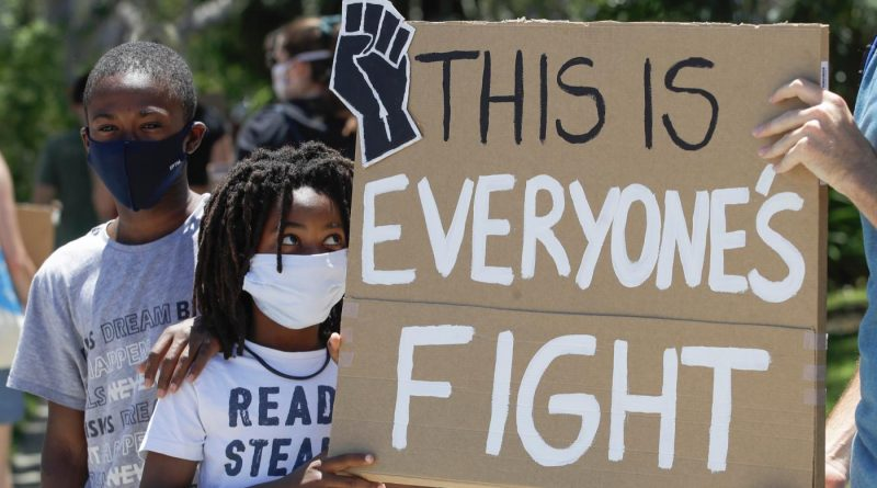 10 ways you can take action against racism right now