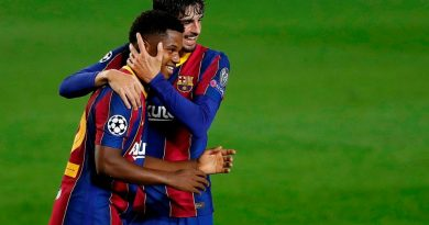 Procedure settled: Barcelona clearly won the Champions League debut with a landslide