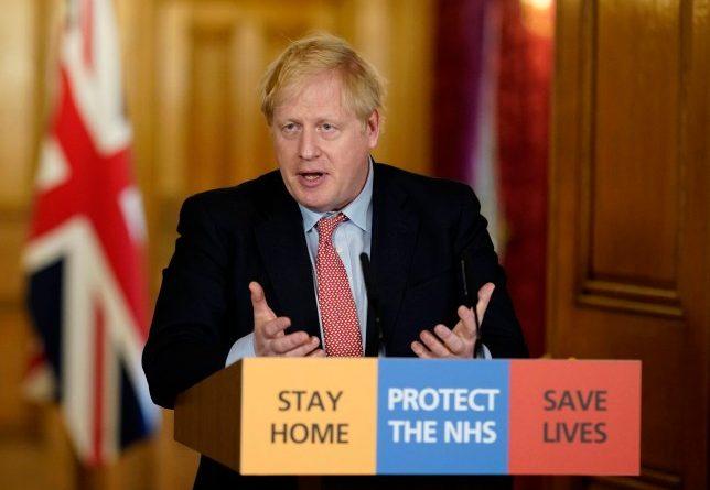 Boris Johnson to address nation on new lockdown measures amid growing northern revolt