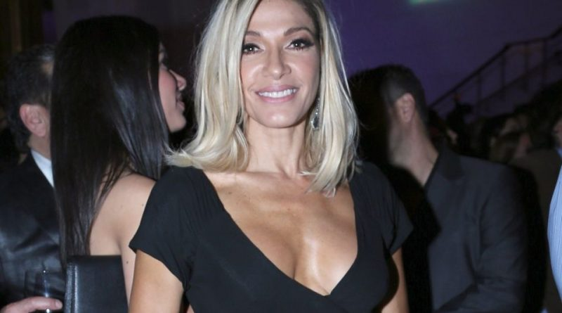 At 55, Catherine Fulop captures the attention when posing in lingerie and boots