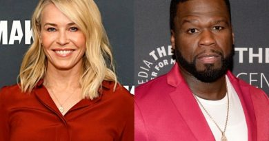 Chelsea Handler criticized 50 Cent for supporting Donald Trump and offered to pay his taxes if he 'comes to his senses'