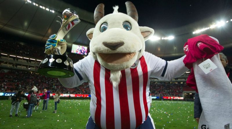 Chivas' Pet hospitalized after catching COVID-19