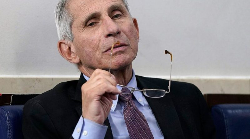 Dr. Anthony Fauci says it might be time to mandate masks when COVID-19 explodes in the US