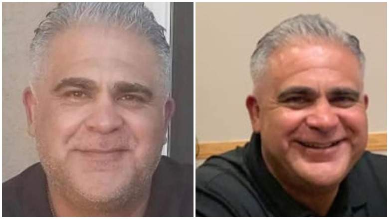 Frank Aguilar disappeared on August 20