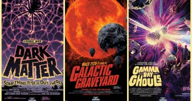 """Halloween in space: NASA posters depicting the """"spooky"""" extreme conditions of the cosmos"""