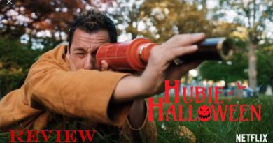 Review: Netflix's 'Hubie Halloween' is a sweet, nutty but familiar Adam Sandler treat