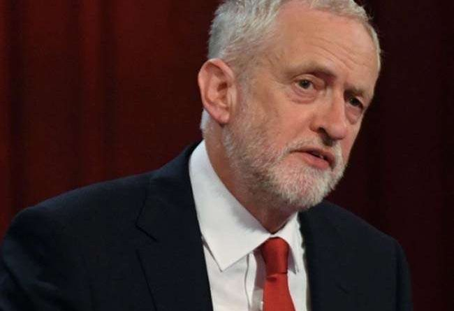 Jeremy Corbyn suspended from Labor Party in UK, Human Rights Commission found involved in discriminating against Jews