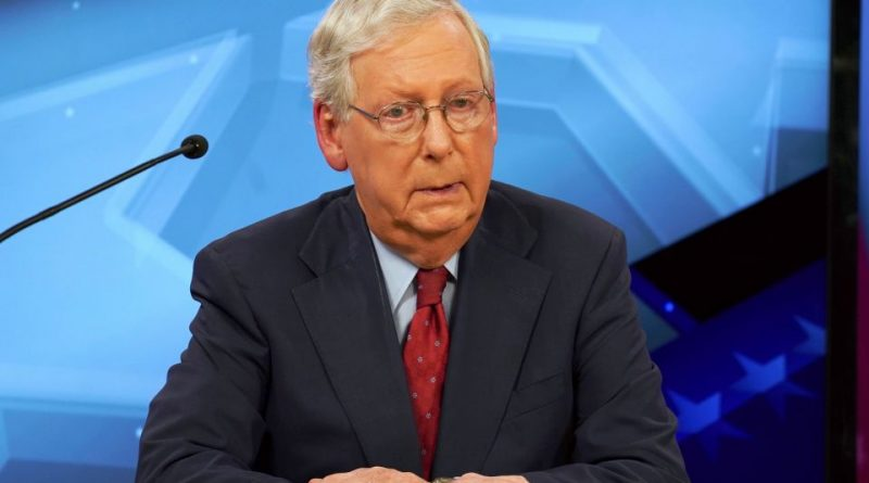 McConnell plans vote on narrow economic relief measure while Trump urges lawmakers to 'Go big or go home!!!'