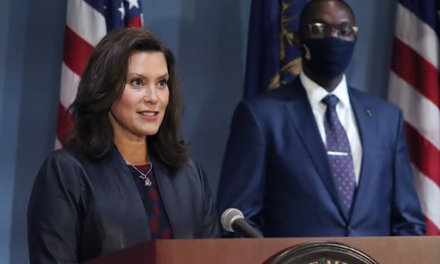 Michigan governor Gretchen Whitmer kidnap : Six people charged