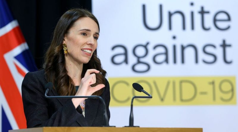Jacinda Ardern and her party win with an absolute majority in the New Zealand elections
