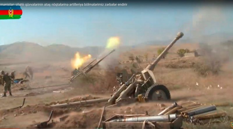 """Armenia and Azerbaijan: The Video of an """"execution"""" that spurs the investigation of war crimes"""