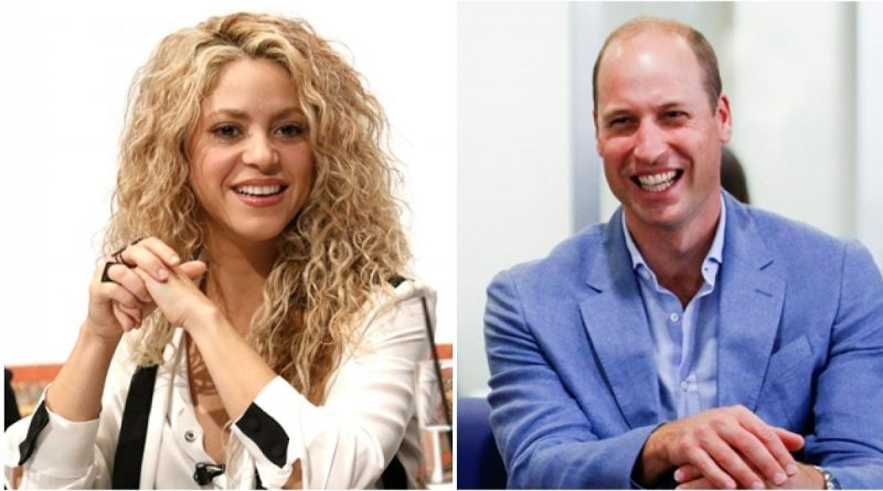 Shakira And Prince William Join Forces To Seek Solutions To Climate Change