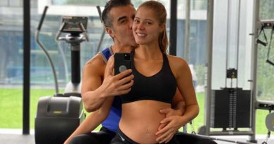 The baby of Adrián Uribe and Thuany Martins has already been born!
