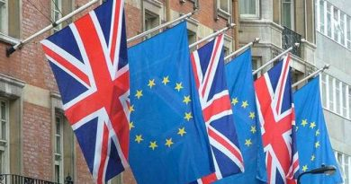 The EU placed the responsibility for the trade agreement on Britain