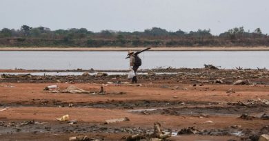 The historic drought of the Paraguay River threatens the country's economy