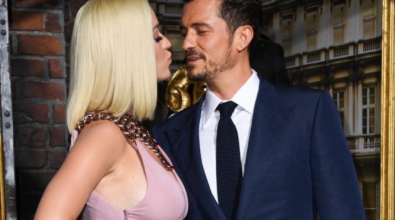 The romantic promise with which Orlando Bloom congratulated Katy Perry on her 36th birthday