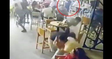 VIDEO: Hitmen Killed People Inside A Crowded Bar