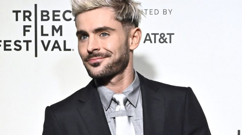 The 5 hottest photos of Zac Efron to celebrate his 33 years