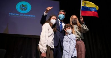 "Leopoldo López: ""The tragedy of Venezuela has a name: Nicolás Maduro"""