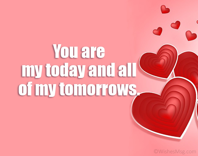 Love Message for Him