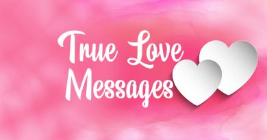 Romantic True Love Messages For Couple – WishesMsg