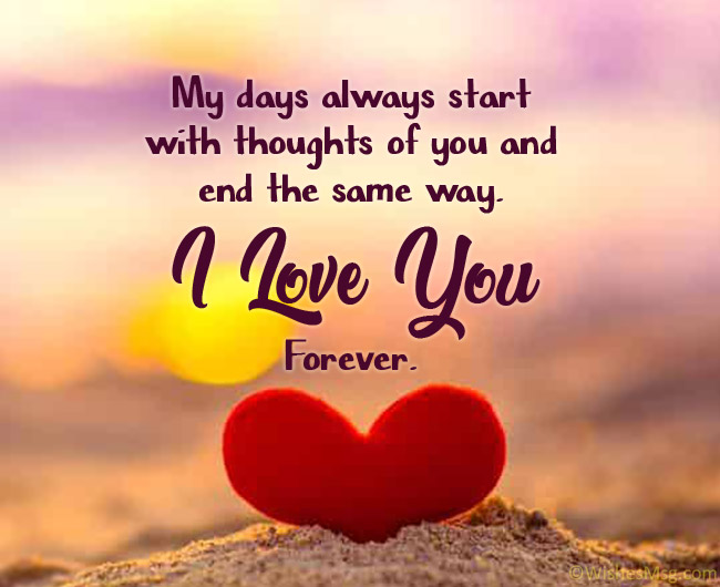 100+ Love Messages for Girlfriend - Sweet Love Quotes for