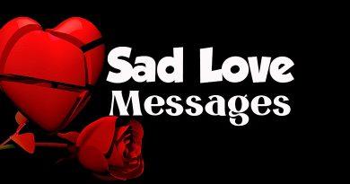 Sad Love Messages – Sad Messages For Her or Him   WishesMsg