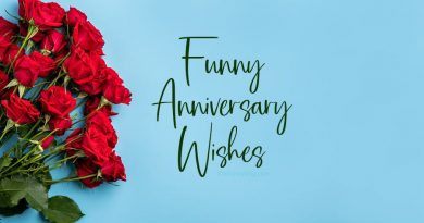 Funny Anniversary Wishes and Messages – WishesMsg