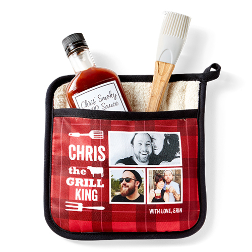 Gifts for a grill master.