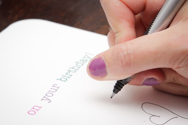 What to Write on a Birthday Card – Birthday Wishes and Messages .