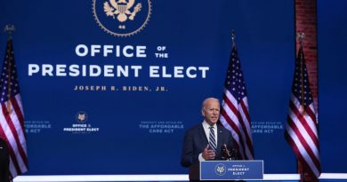 Biden is confident that Trump and the Republicans will end up accepting their defeat. But when will they do it?