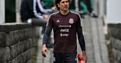 Guillermo Ochoa plans to retire from the Mexican National Team after Qatar 2022