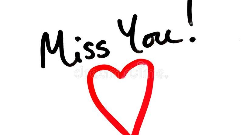 Cute I Miss You Quotes & Messages With Beautiful Images