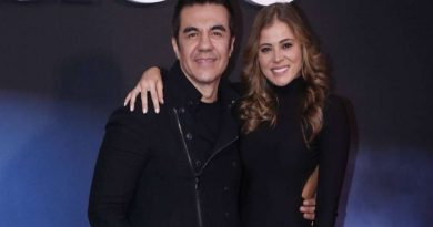 """Adrian Uribe and Thuany Martins share a tender photo of their baby: """"Our blessing"""""""