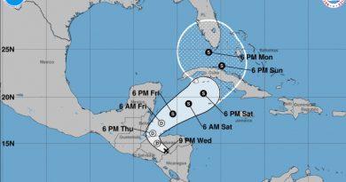 Storm Eta may take hold again and threaten Florida