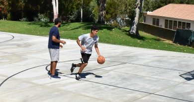 Teen amazed the world with his basketball skills and goes viral