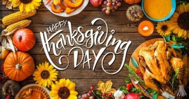 500+ Thanksgiving Day Wishes, Messages and Quotes with Images