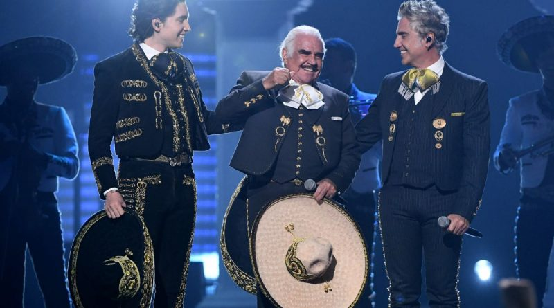 The valuable advice of Vicente Fernandez for his grandson Alex Jr, who is about to reach the altar