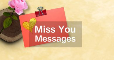 Miss You Messages for Wife : Heartwarming, Emotional and Sweetest