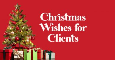 Merry Christmas Wishes for Clients – Christmas 2020