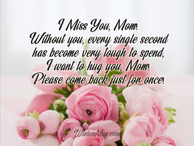 Missing-You-Messages-For-Mother-Who-Died
