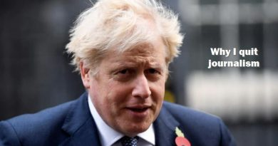 """""""Abuse, Guilt"""": Boris Johnson Drops Hint On Why He Left Journalism"""