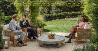 harry and meghan interview to oprah winfrey 10 big revelations lifestyle news