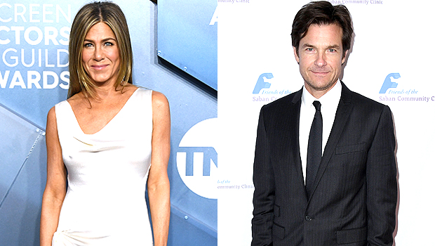 Jennifer Aniston Shows Inside Of Her Mansion As Jason Bateman Attends Golden Globes From Her Home