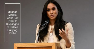 meghan markle asks for proof in buckingham palace bullying probe report