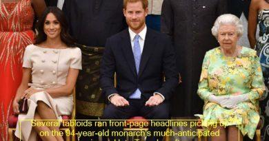 queen s response to racism claim the bare minimum uk media