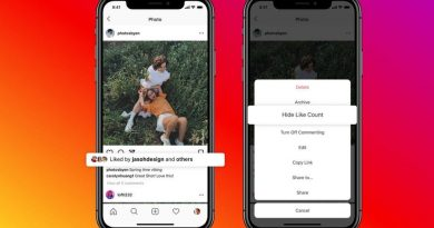 instagram lets users hide likes to reduce social media pressure 1