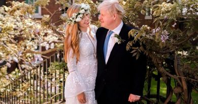 prime minister boris johnson and his girlfriend secretly marry in a ceremony at westminster cathedral
