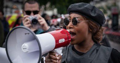 sasha johnson black lives matter activist shot in london